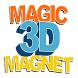 MagicMagnet3D