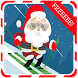 Santa Crazy Ski - christmas - by Nina Game's