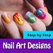 Nail Arts Design 2017 by GroupKingShiny