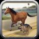Horse VS Dog Wild Chase by UBM Games