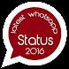 2016 Lattest Whatsapp Status by Zafari