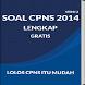 Soal CPNS Lengkap Gratis by godong
