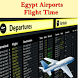 Egypt Airports Flight Time by AsoftTech Solutions