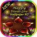 Happy Diwali Live Wallpaper HD by Barkat Mobile Apps