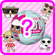Lol Surprise Quiz - Trivia Pets and Dolls by SG Games MDQ