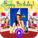Birthday Video Maker With Song by dev-sadik