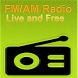 Estaciones de radio de Plano