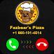 Calling Fredy Fazbears Pizza by Fuctorium