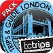 LONDON Trips & Guide PACK by MobileLife Sp. z o. o.