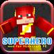 Superhero MOD for Minecraft by Tveit Soft