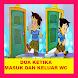 DOA KETIKA MASUK DAN KELUAR WC by Playbe Studio Apps