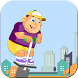 Pogo Stick: Fat Boy Jump by EBMACS