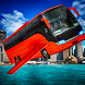 Futuristic Flying Bus Shooting by GP Games Studio