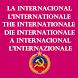LA INTERNACIONAL el himno by Apps Gratis/Free muy prácticas y útiles capraniapp