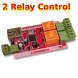 PLC 2 relay remote control net by Vincenzo Scozzaro