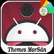 Cookies O : Xperia Theme by Themes MorSán