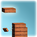 Flappy Stack - Wood Timber Game Physics