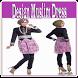 Design Muslim Dress by ATR_Studio