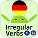 German Irregular Verbs Hangman by Gamelang-apps