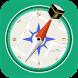 Qibla Compass - Prayer Times, Hijri, Kalma, Azan by AppSourceHub