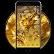 Golden Dragon Wallpaper