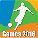 Football Men's of Rio 2016 by Sports Mobile Europe