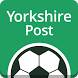 Yorkshire Post Football App by Johnston Press Apps