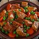 Рецепты Гуляш Мясное блюдо by belisimo2016