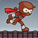 Curious Ninja Monk by Erik Purnama