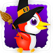 Baby Penguin Jump - Halloween by Splendid Games