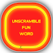 Unscramble Fun Word