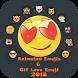 Animated Emojis & Love Emoji Gif &Love Gif Smiley by TeamGolden
