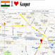 Kanpur map