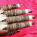 Finger Mehndi designs by Designs Lounge