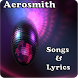 Aerosmith All Music&Lyrics by andoappsLTD