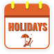 Indian Holiday Calendar by PlayZone AppTech