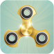 Fidget Gold Hand Spinner by Servaito