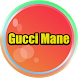 Gucci Mane Hip Hop Rap 2017 by DNAppStudio