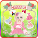 Little cute girl dress up by Piccolo Me Studios