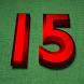 Fifteen 3D by Ray Adams
