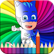 Coloring Pages For Pjs by Dev All Apps Inc.