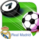 Real Madrid Top Scorer by Interacting Technology Sports