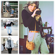 Jeans Hijab Selfie by Kelupis