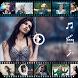 Rainy Photo Video Movie Maker by Video App Gallery