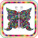 Free Coloring Book For Adults by VIVASOUK