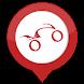 Moto Berza Locator by CBGroup
