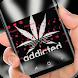 Marijuana Addicted Keyboard Adidias