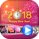 New Year Photo Video Maker 2018