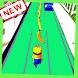 Subway minion banana rush by Blgames