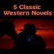 5 Classic Western Novels by M NASEERA BEEVI